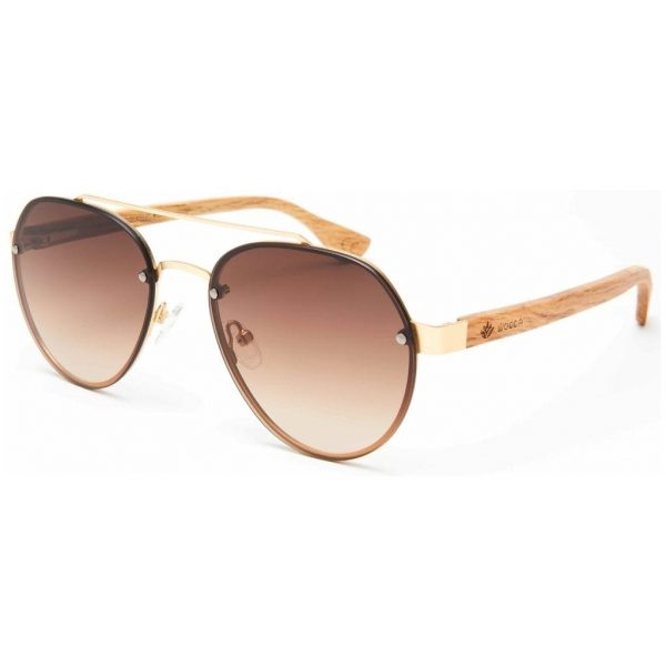 sunglasses-wooda-cala-llonga-gold-brown-side