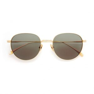 sunglasses-kaleos-woodcock-green