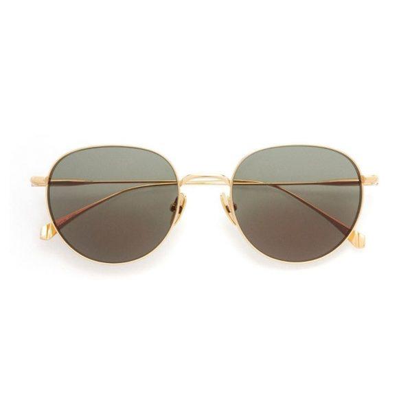 sunglasses-kaleos-woodcock-green