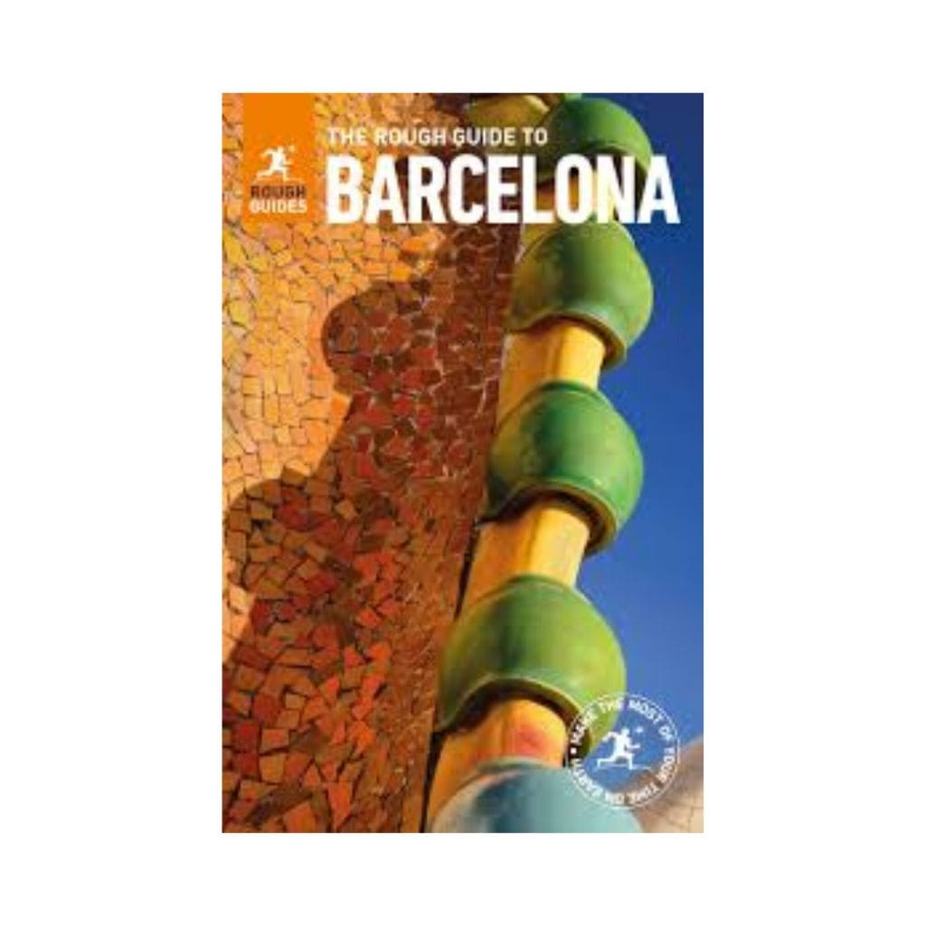 the-rough-guide-to-barcelona-book