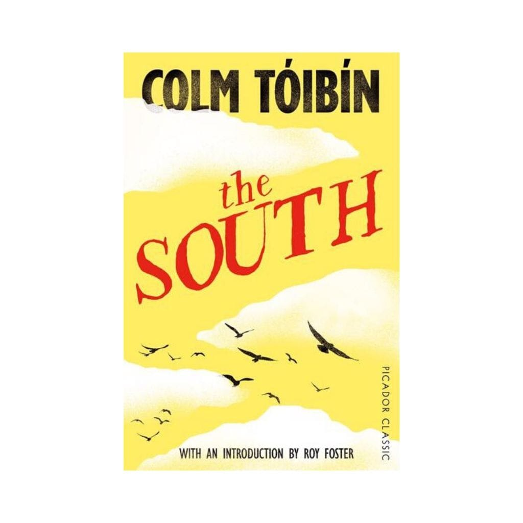 the-south-toibin-barcelona-book