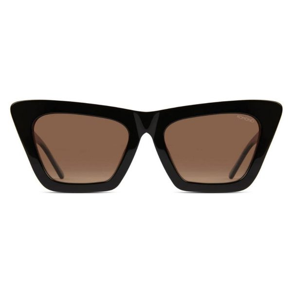 sunglasses-komono-jessie-black-tortoise-front