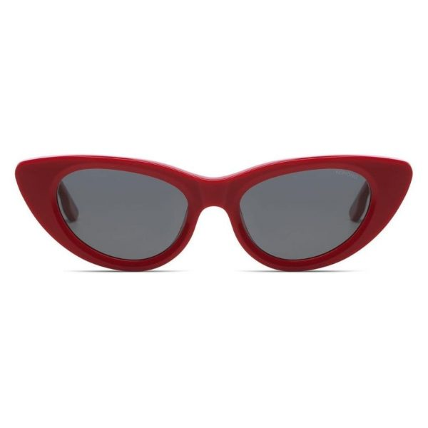 sunglasses-komono-kelly-red-front