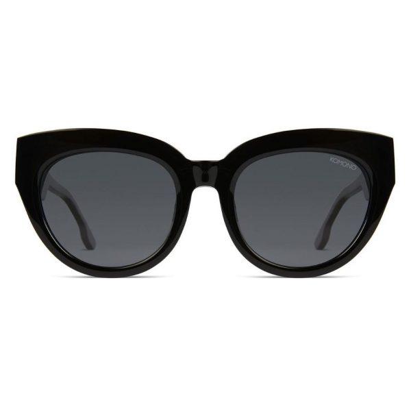 sunglasses-komono-lucile-black-front