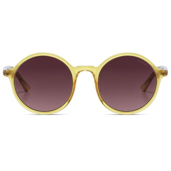 sunglasses-komono-madison-yellow-front