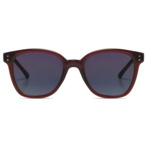 sunglasses-komono-renee-burgundy-front
