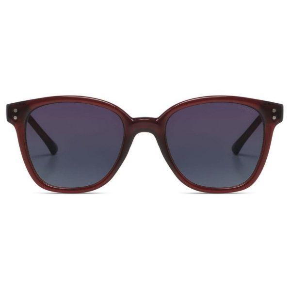 sunglasses-komono-renee-burgundy-front