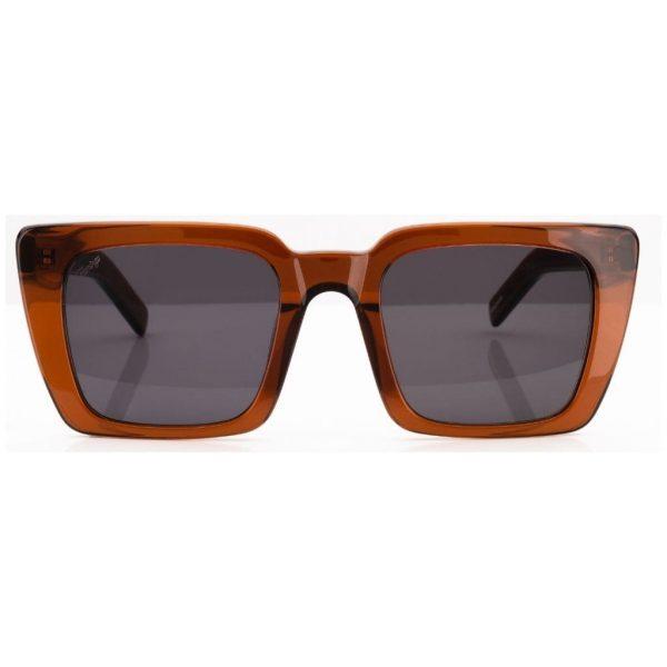 sunglasses-flamingo-davis-danish-brown-front